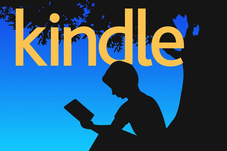 How to read books on your android kindle app logo fandeluxe Image collections