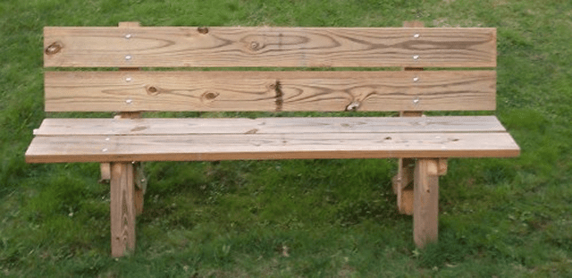 HandymanWire s Free Bench Plan15 Free Bench Plans for the Beginner and Beyond. Outdoor Bench Project Plans. Home Design Ideas