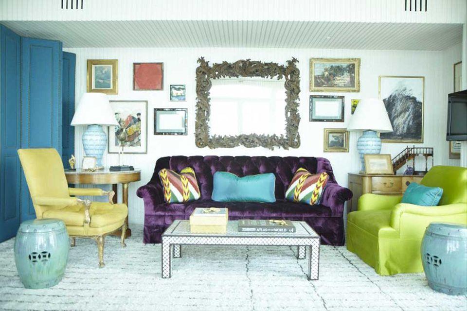 Jewel box living room