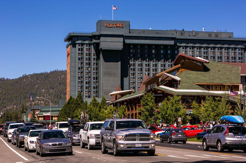 Lake Tahoe Harrah's Hotel