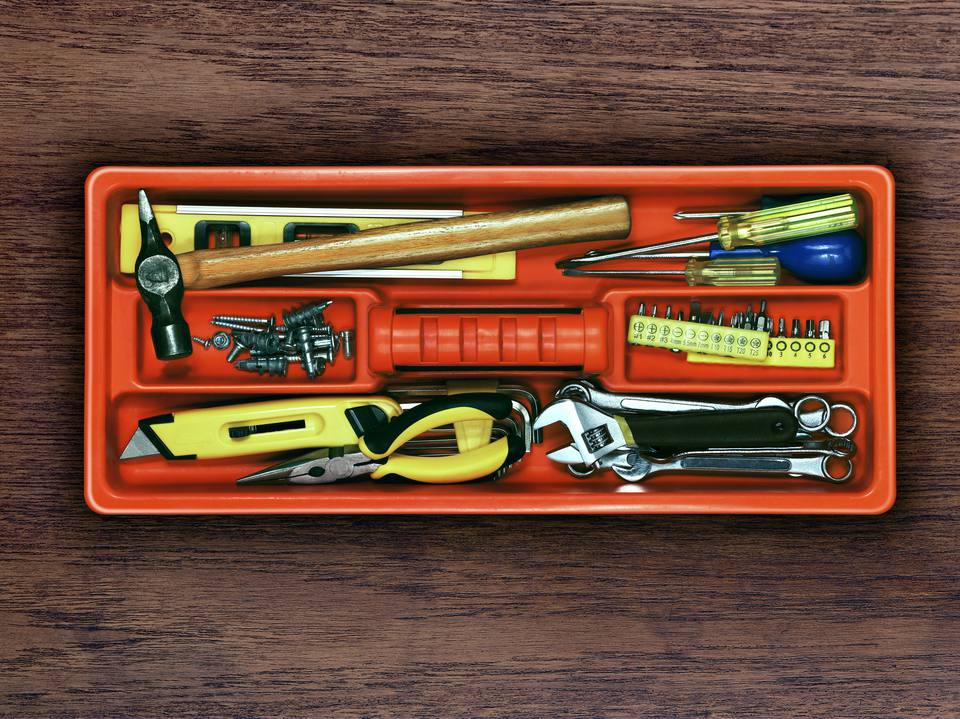 Put Together a Basic Household Tool Kit
