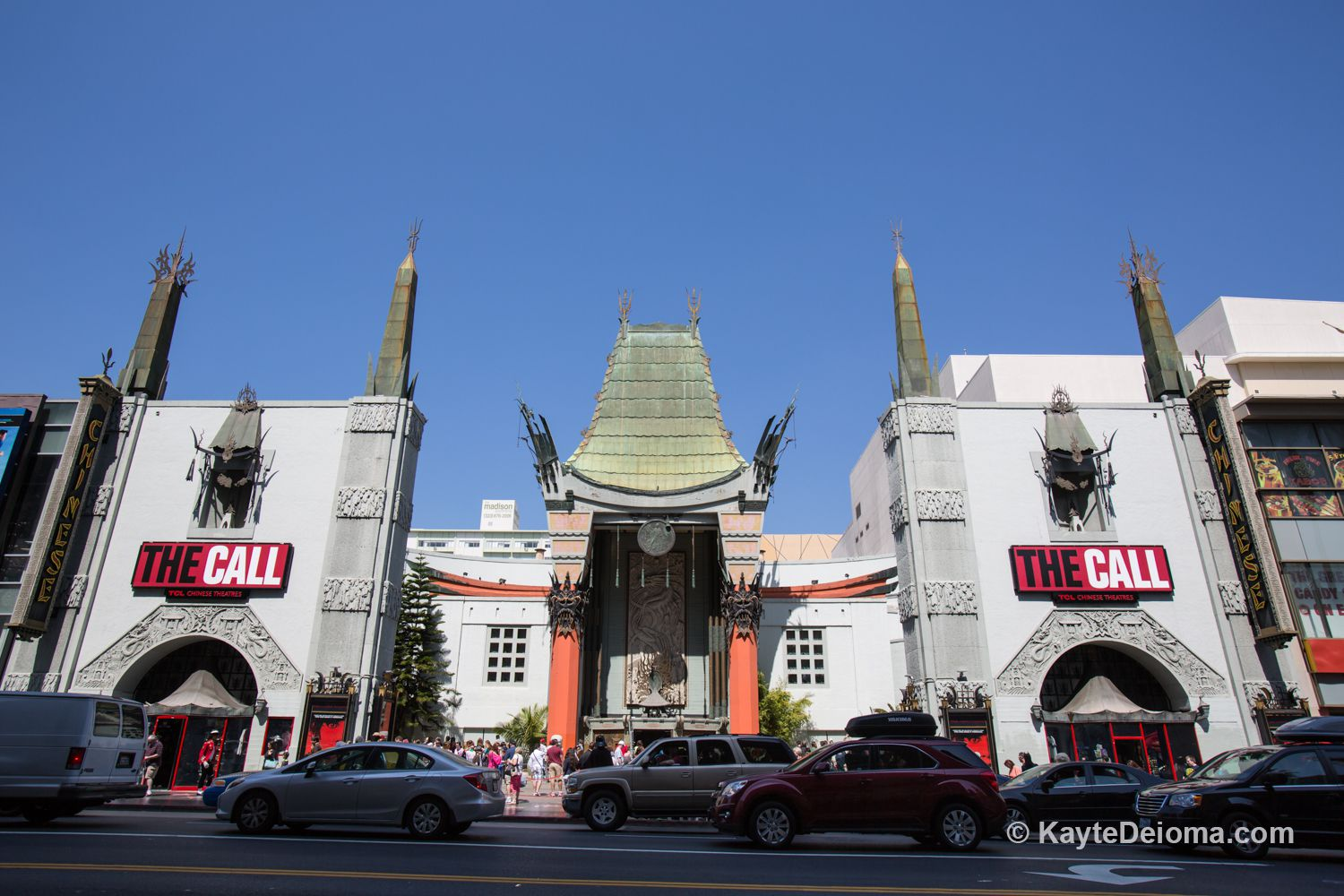 Tcl Grauman S Chinese Theatre