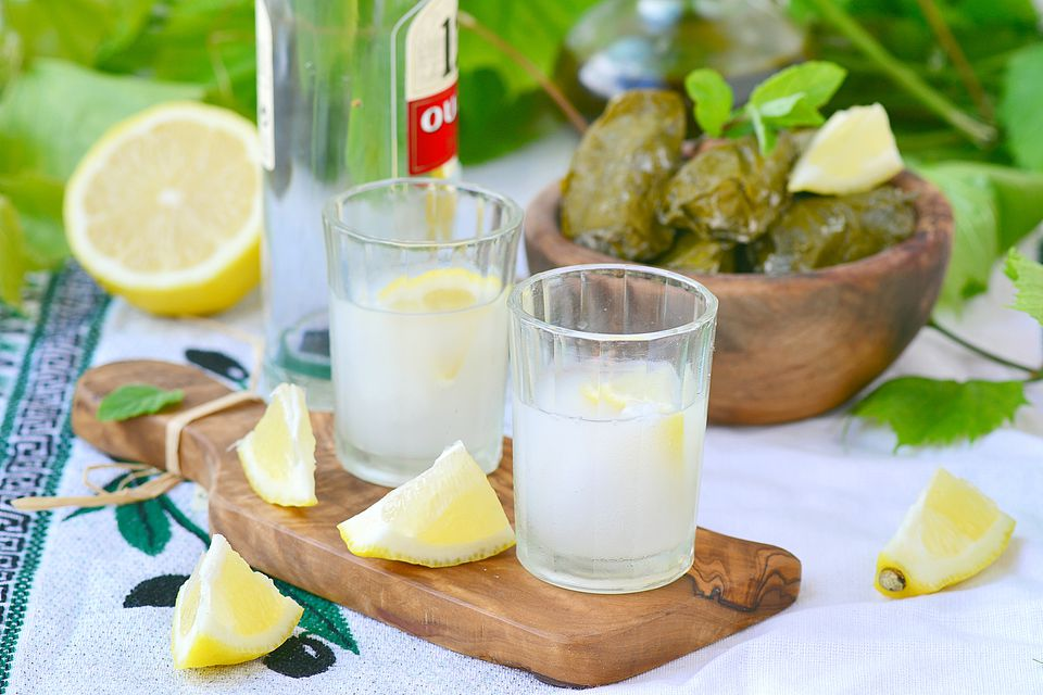 The Best Way To Drink Greek Ouzo Serving Suggestions