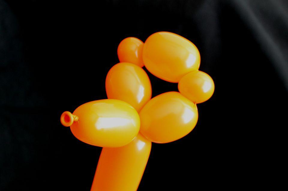 how to create balloon animals