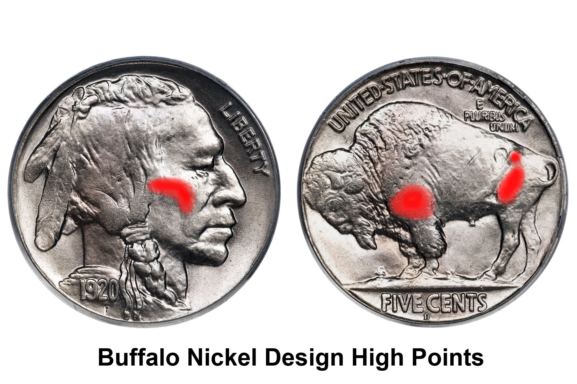 How To Grade Indian Head Buffalo Nickels