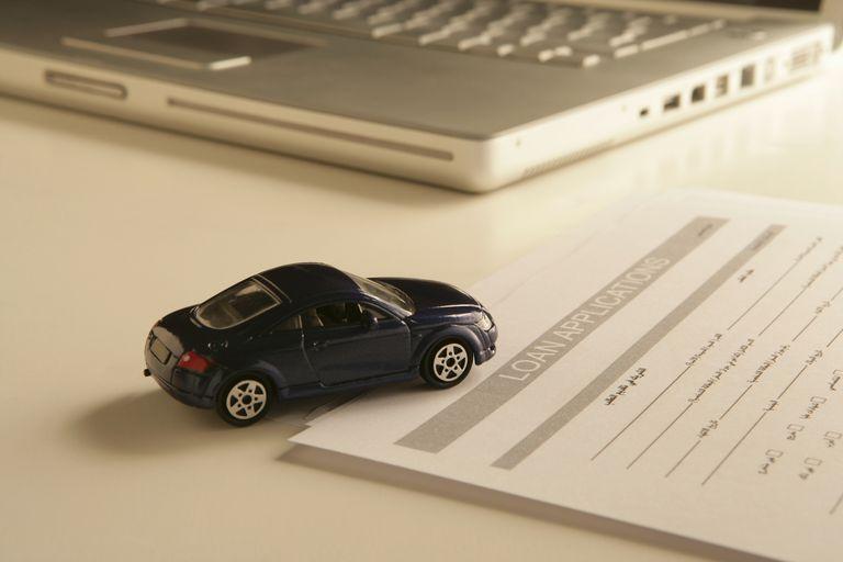 Car Loan Application Processing