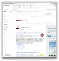 FastMail - Email Service