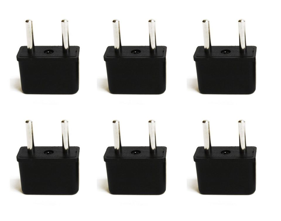 6 adapters