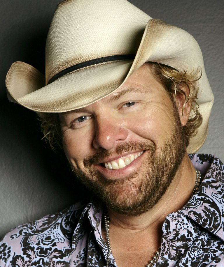 Country singer Toby Keith