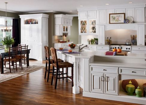 Country White Kitchen Ideas white kitchen ideas from contemporary to country