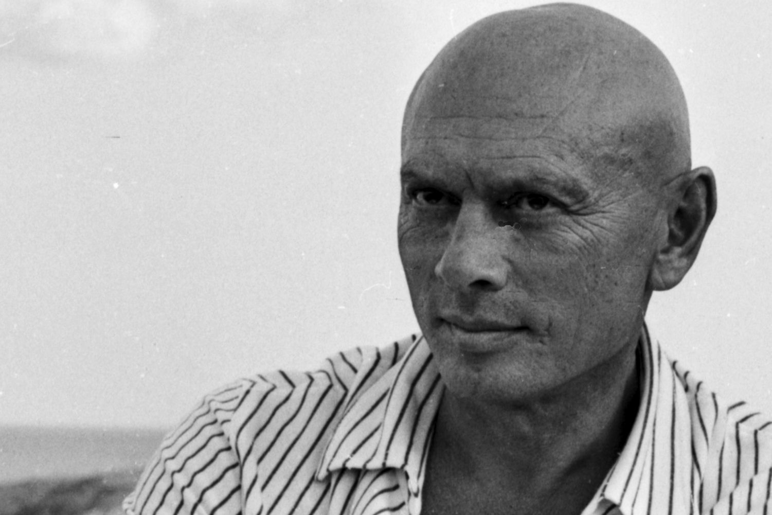 Biography Of Yul Brynner Exotic Movie Leading Man