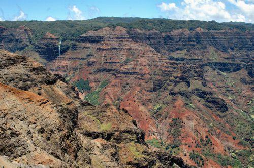 Waimea Canyon And Koke E State Park Kauai