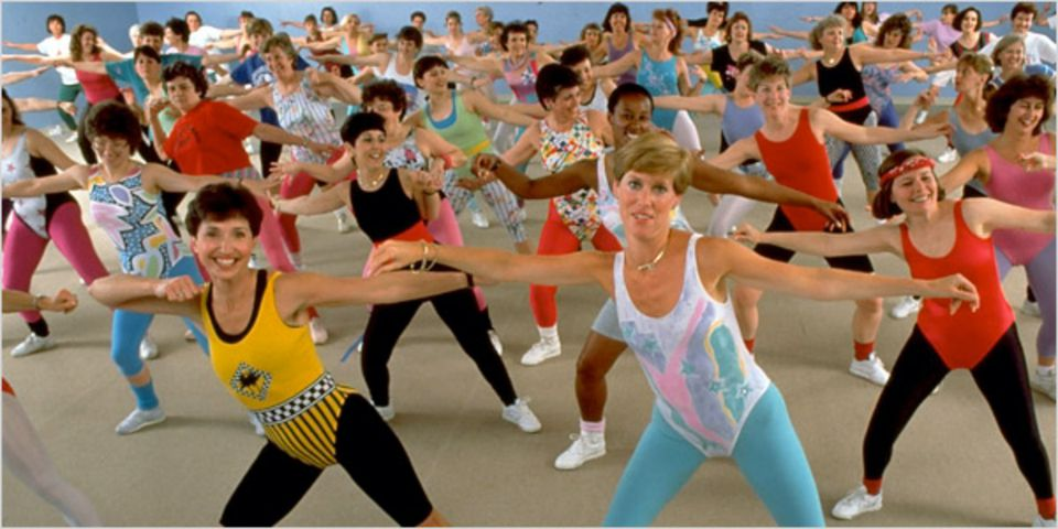 80's workout