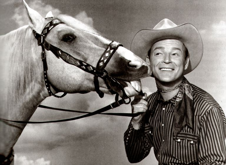 Photo of Roy ROGERS (Cowboy)