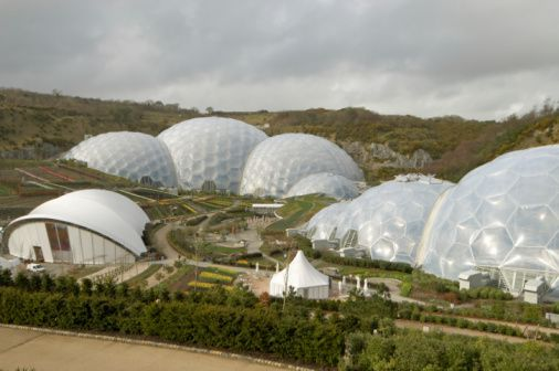 Biodome - The Eden Project