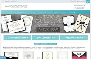 Where to request free wedding invitation samples the american weddings free wedding invitation samples stopboris Choice Image