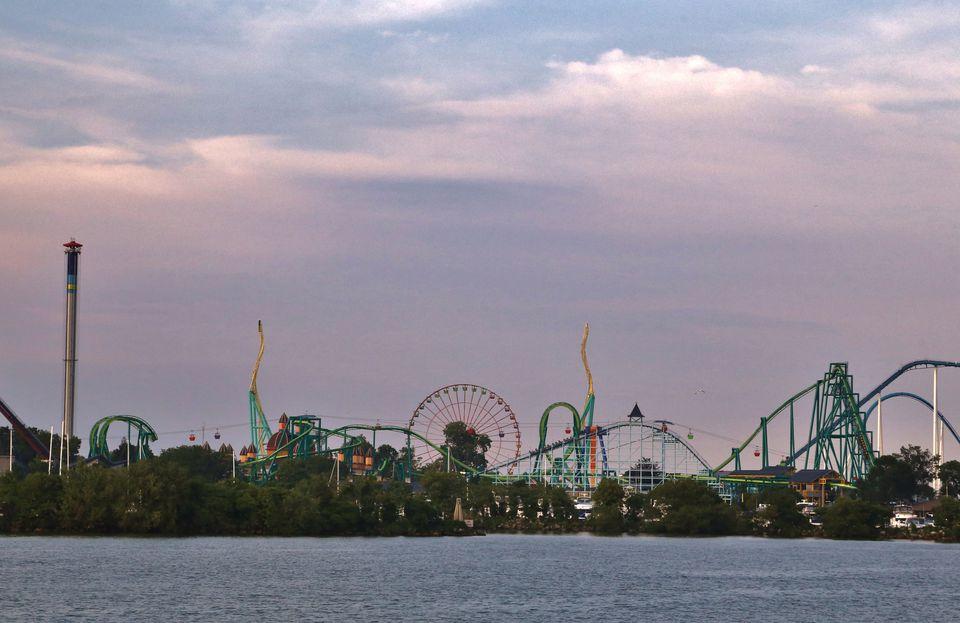 Sandusky's Cedar Point Amusement Park