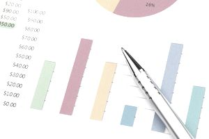 Assets data and pen