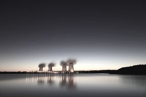 Cattenom Nuclear Power Station