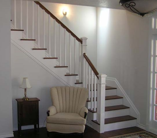 Add Metal Balusters, Railings, Or Posts To Your Stairs