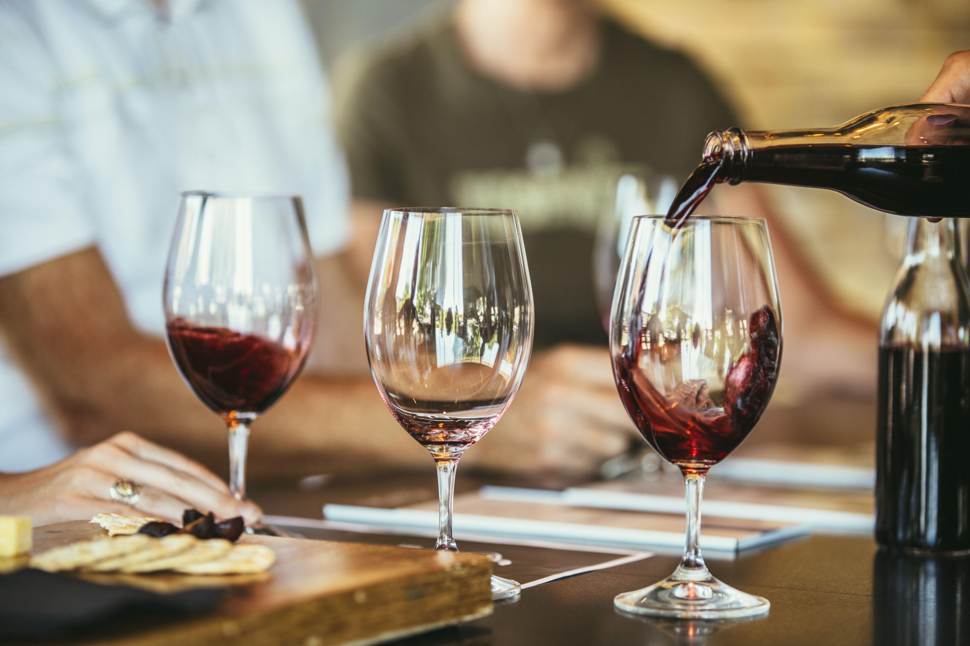 Wine Bars In San Jose