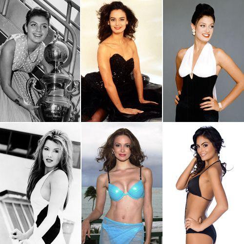 Miss Universo: Las latinas ganadoras