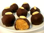 Cream Cheese Peanut Butter Balls