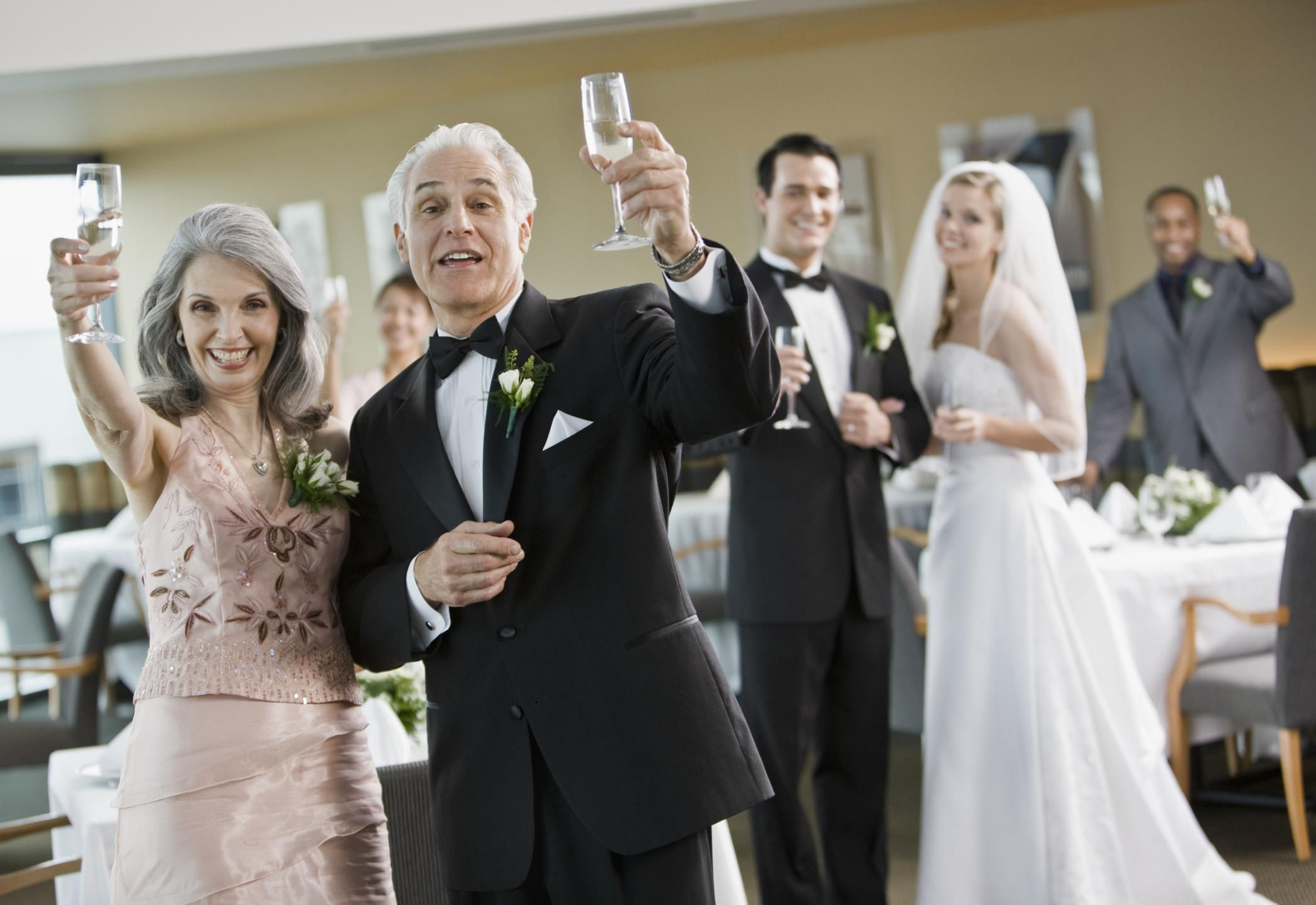 parents and wedding costs the traditional breakdown