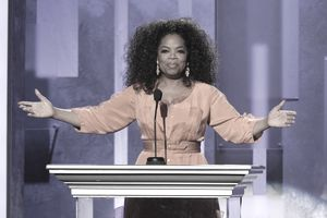 Fun Oprah Winfrey Quotes: Business, Success, Work Inspirational Quotes