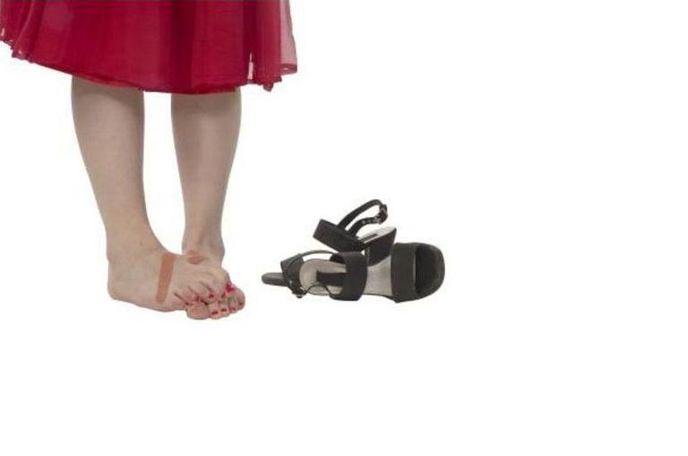 El zapato apropiado para el pie diabético