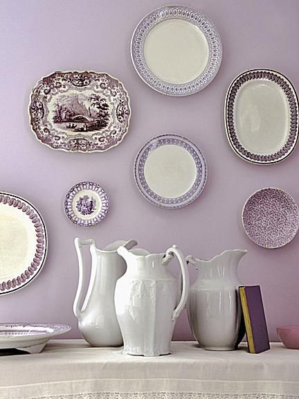 Plate Wall Ideas Decorating And Arranging