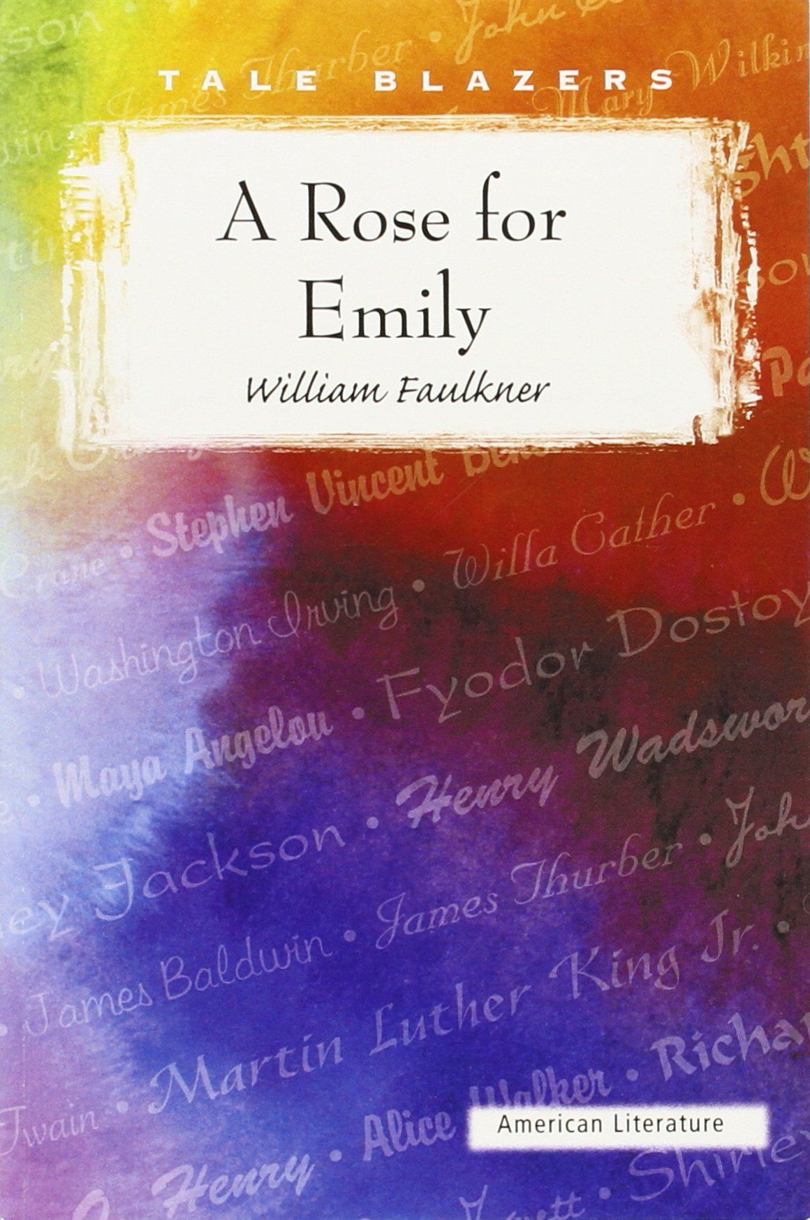 "criticizing the souths culture in a rose for emily by william faulkner Criticism in the 50s as a period of cultural stagnation for literary studies, one   although the short story ""a rose for emily"" has garnered an impressive mass of   south in russia, the snopes trilogy was translated as early as the 1960's, but ."