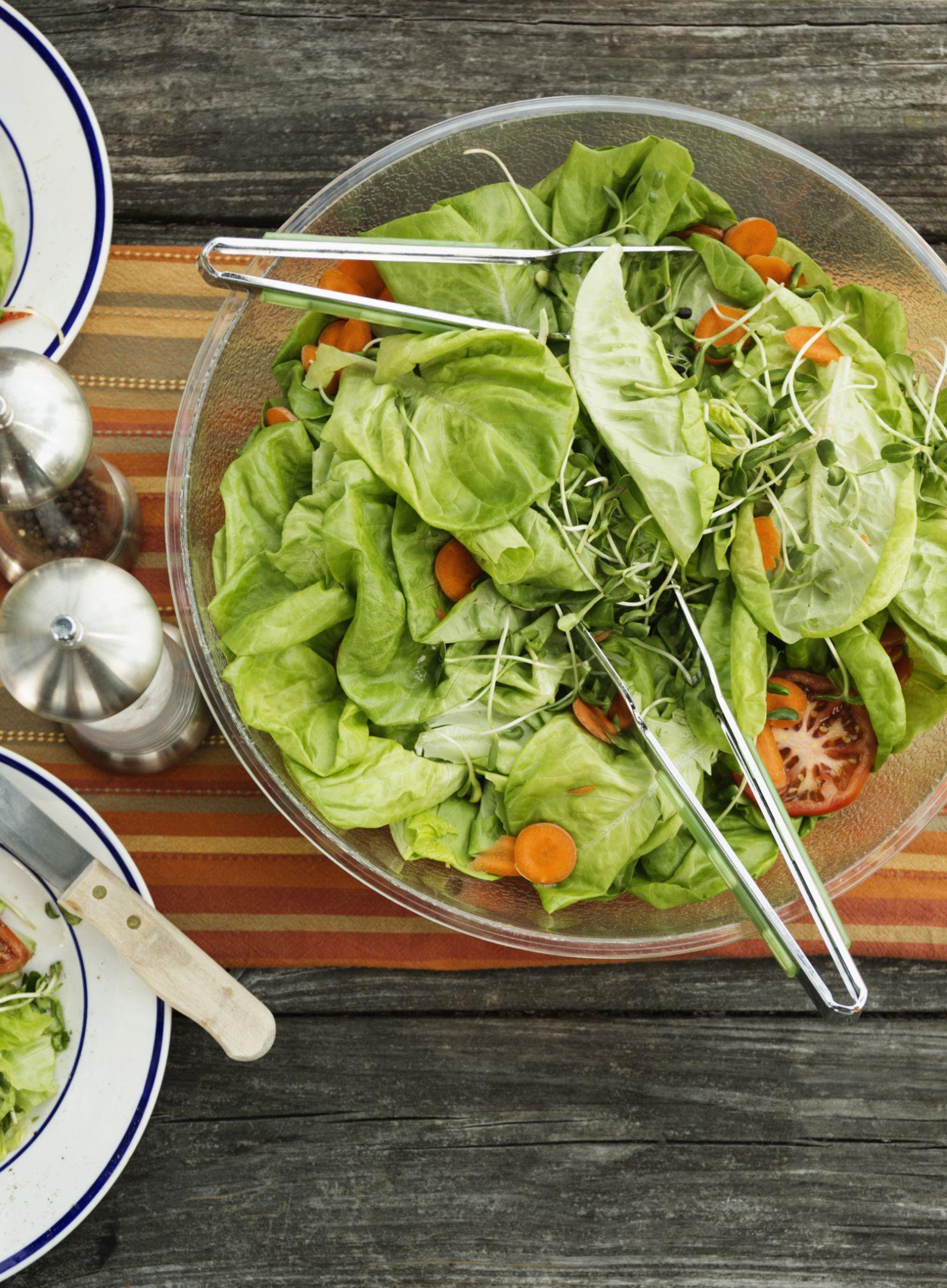 german salad dressing for lettuce salad salatsauce recipe