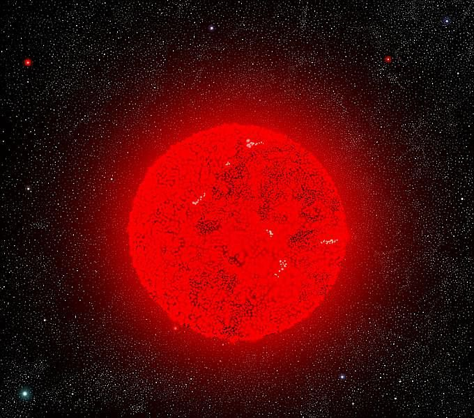 Explore the Top 10 Largest Stars by Diameter