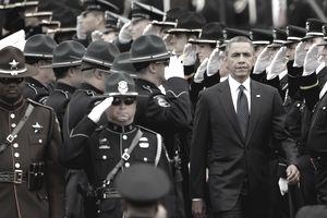 President Obama's Task Force on Policing