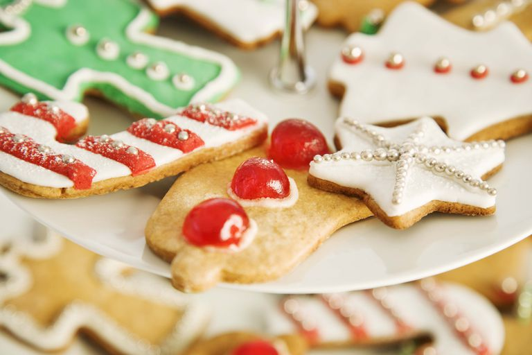 best holiday cookies for dieters