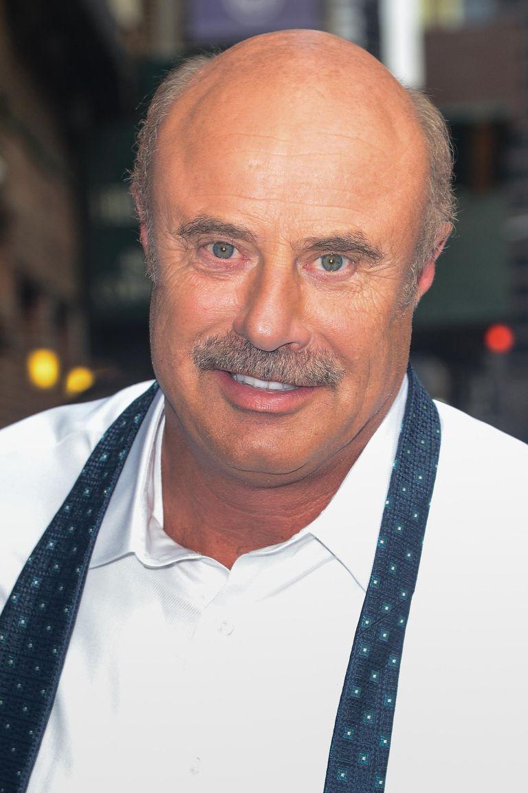 Portrait of Dr.Phil