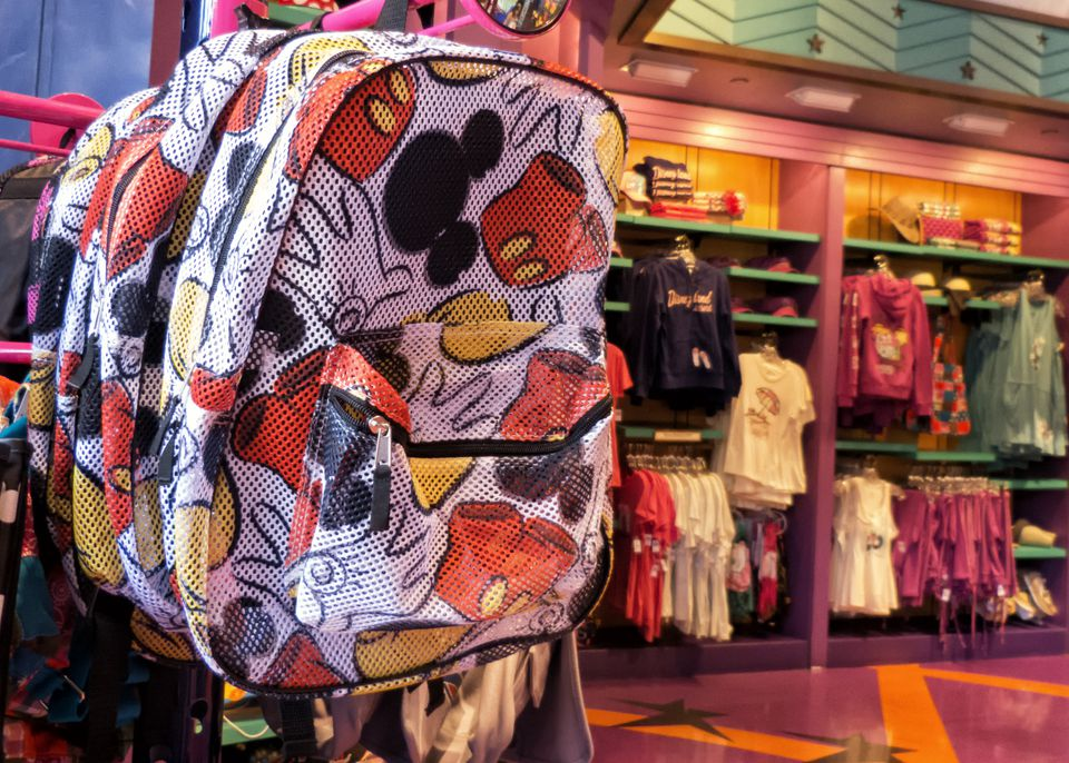 Disneyland Backpacks for Sale