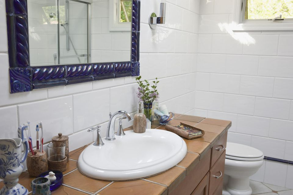 Painting Tile - Adhesion Primer from Sherwin Williams