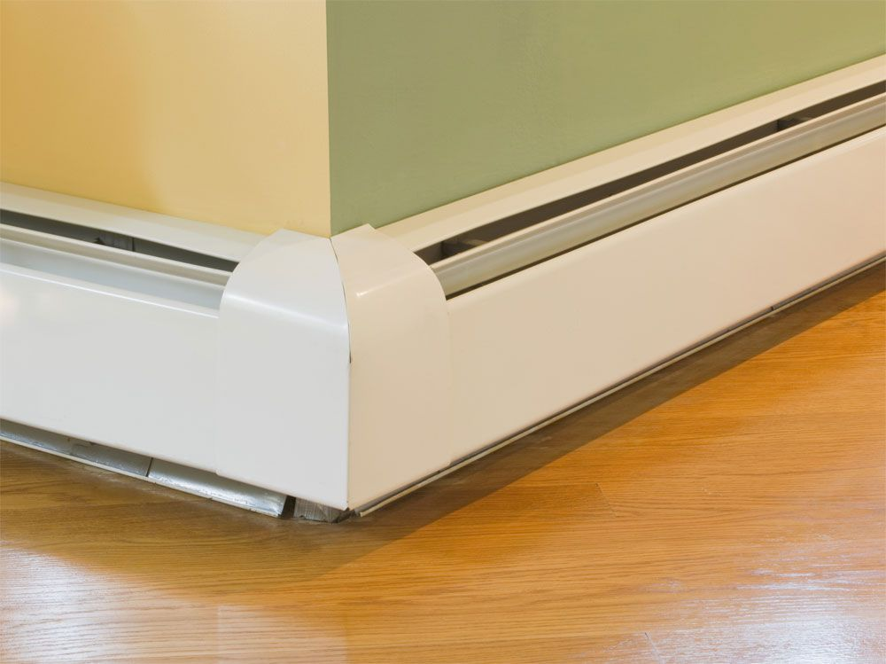 How To Clean Dirty And Dusty Baseboard Heaters