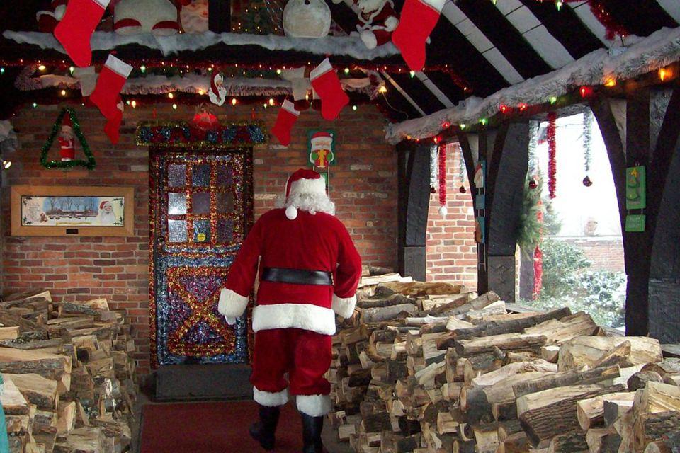Christmas Village Torrington Connecticut