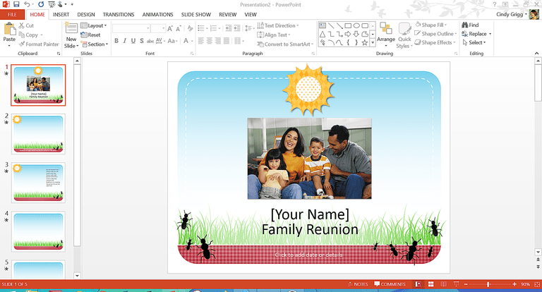 free summer themed templates from microsoft, Modern powerpoint