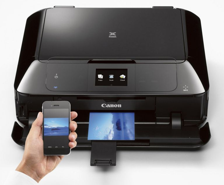 Canon Pixma MG7520 Photo All-in-One Inkjet Printer