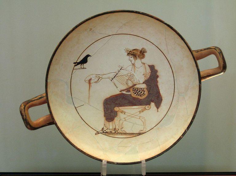 Plato del periodo clasico griego