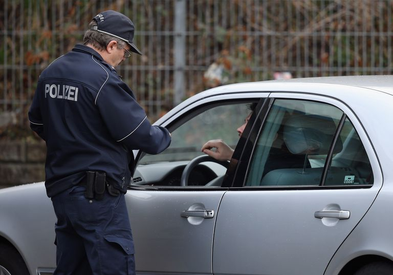 Berlin Police Launch City-Wide Speed Traps
