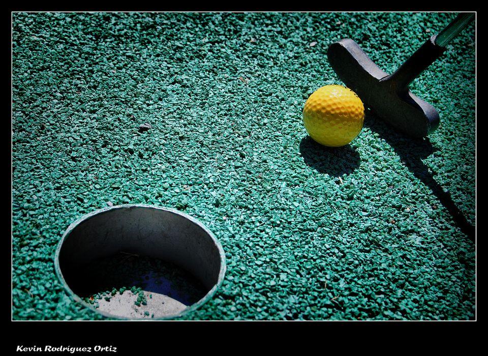 Mini Golf in Seattle