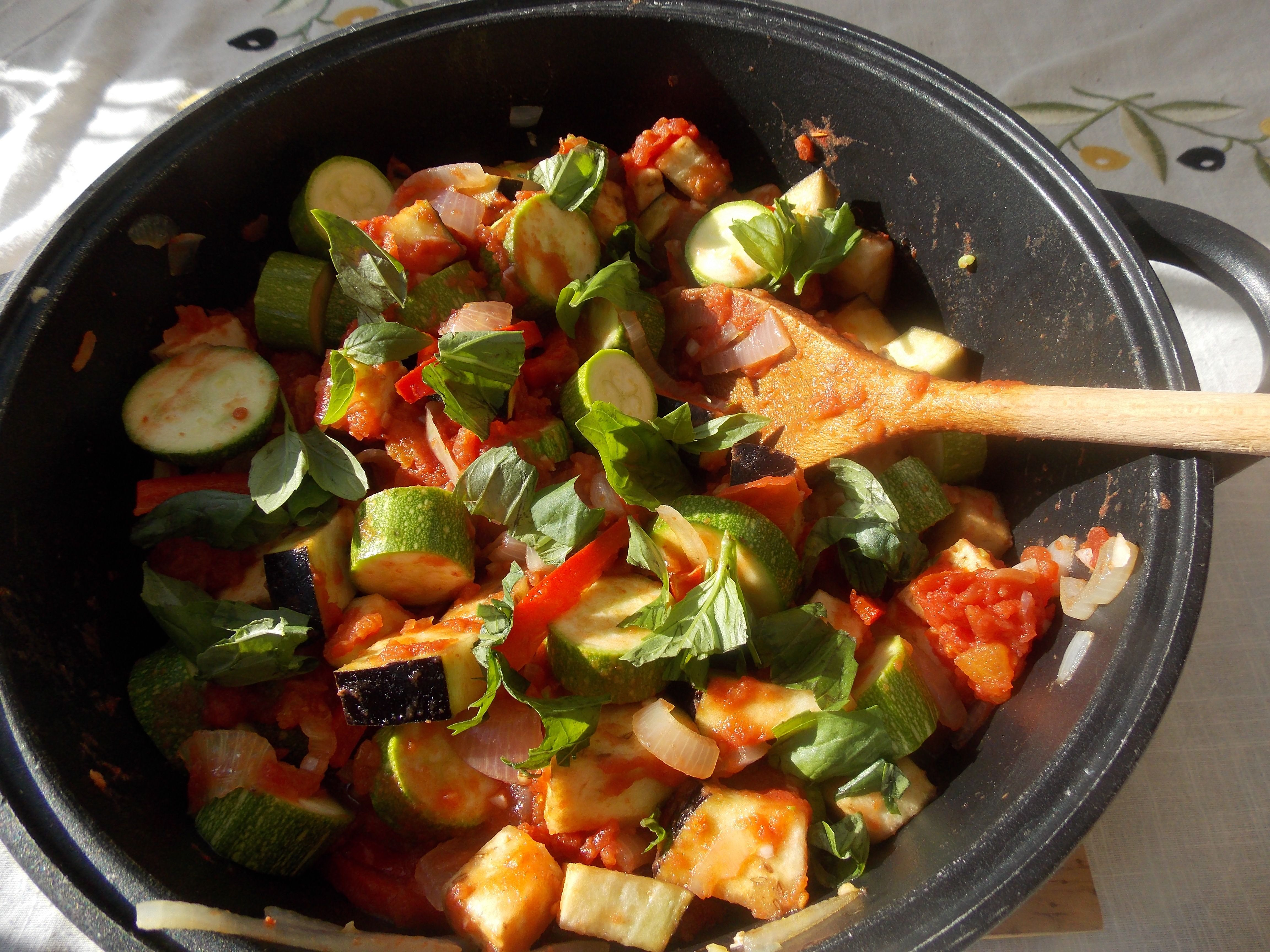 Ratatouille Recipe With Canning Instructions