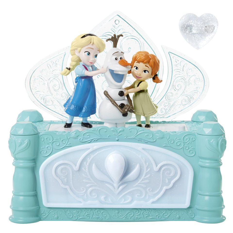 Do You Want To Build A Snowman Jewelry Box