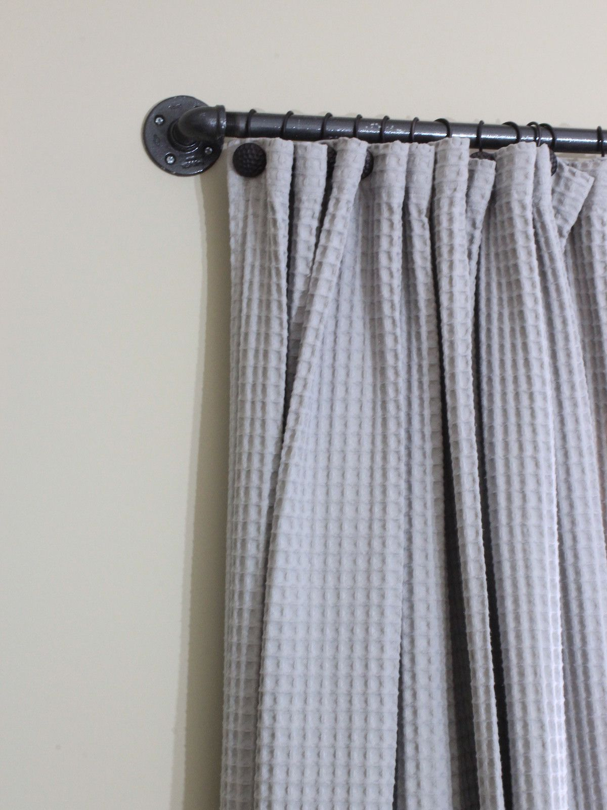 2017 06 types of curtains - 6 Ways To Make Your Own Curtain Rods