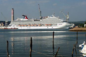 Profile Of Carnival Cruises Carnival Fantasy - Cruises out of alabama